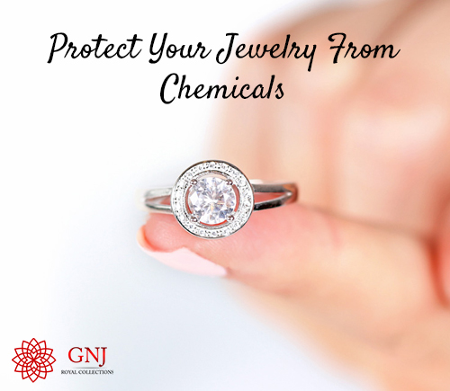 Protect Your Jewelry From Chemicals