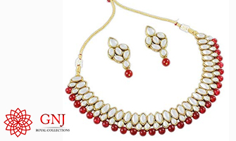 The Traditional Indian Kundan Jewelry Feature Image