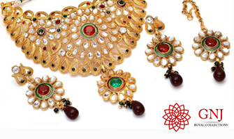 What Is Kundan Jewelry, Its History and Popular Uses