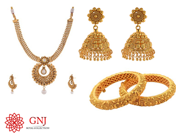 5 Indian Traditional Jewelry Items That Indian Women Must