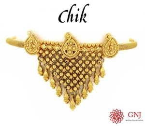 chik necklace