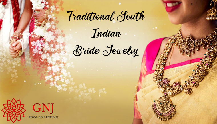Traditional South Indian Bride Jewelry