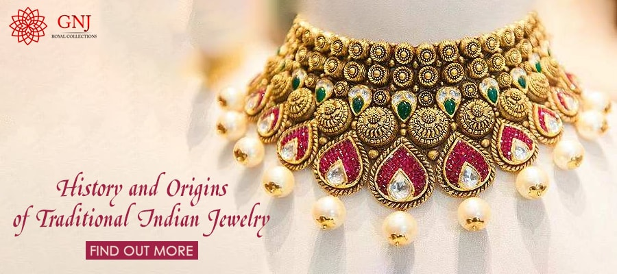 History And Origins Of Traditional Indian Jewelry