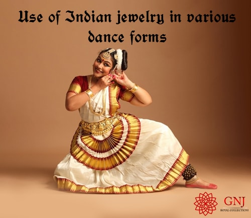 Use Of Indian Jewelry In Various Dance Forms