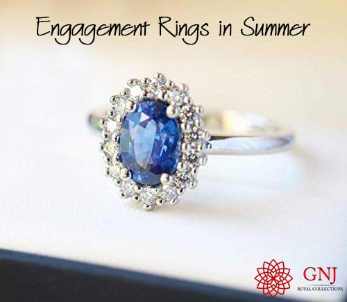 Engagement Rings In Summer