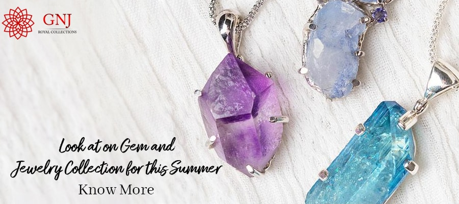 Look At On Gem And Jewelry Collection For This Summer