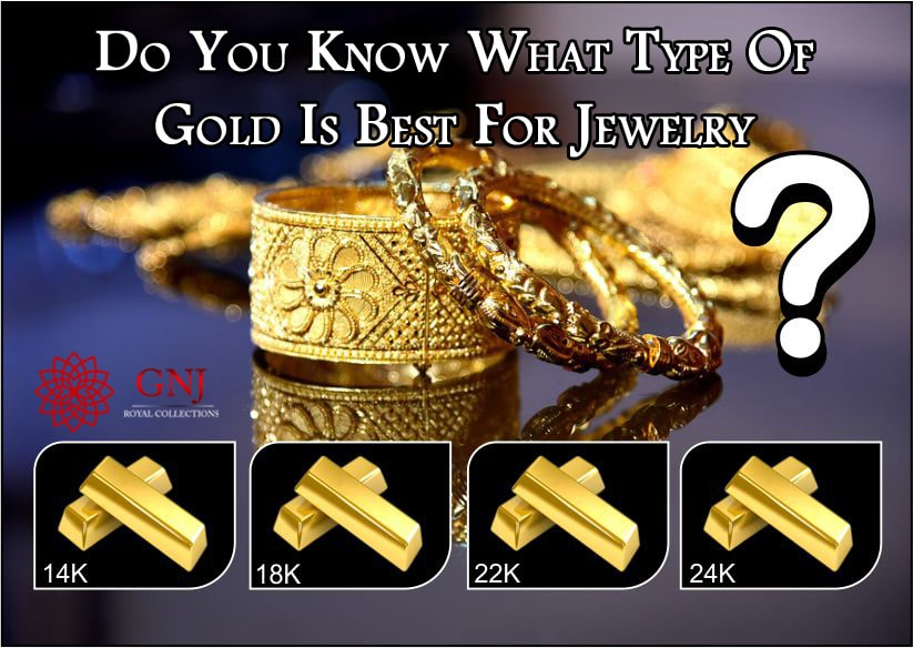 Do you know about the best type of gold for jewelry?